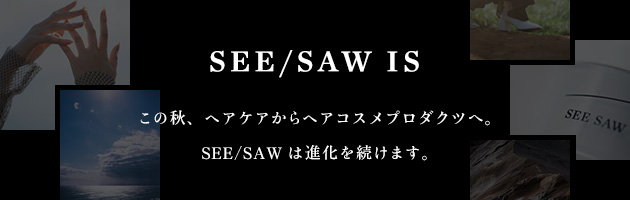 SEE/SAW IS